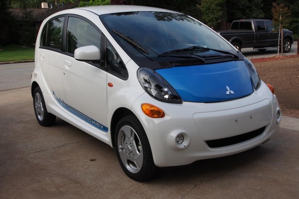 2013 Mitsubishi i-MIEV