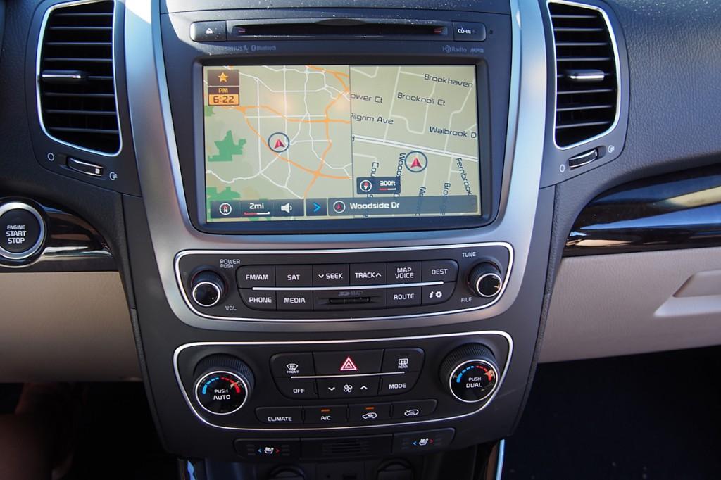 2014 Kia Sorento V6