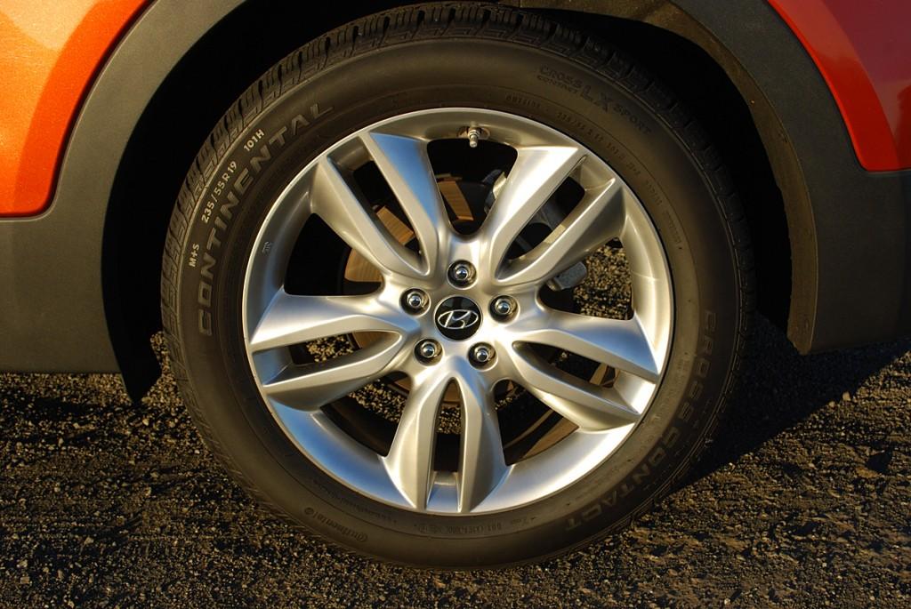 2013 Hyundai Santa Fe Sport AWD 2.0T