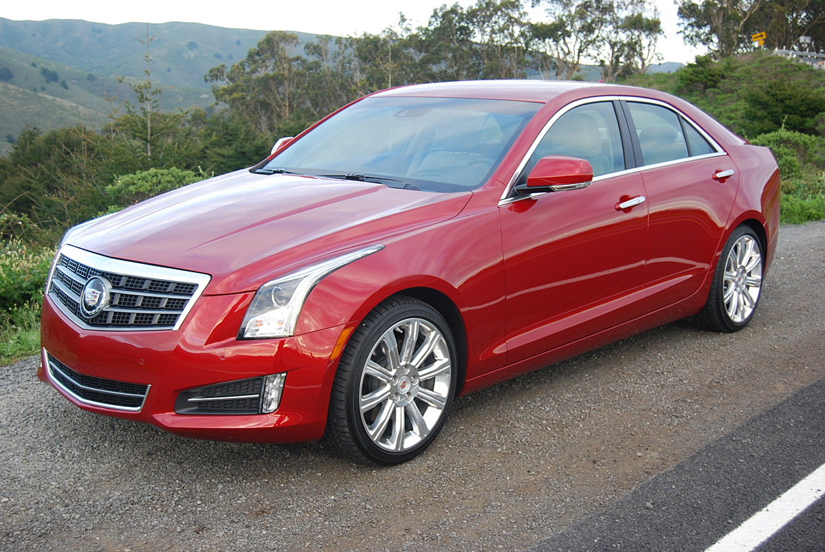 review 2013 cadillac ats 2 0t premium collection car reviews and news at. Black Bedroom Furniture Sets. Home Design Ideas