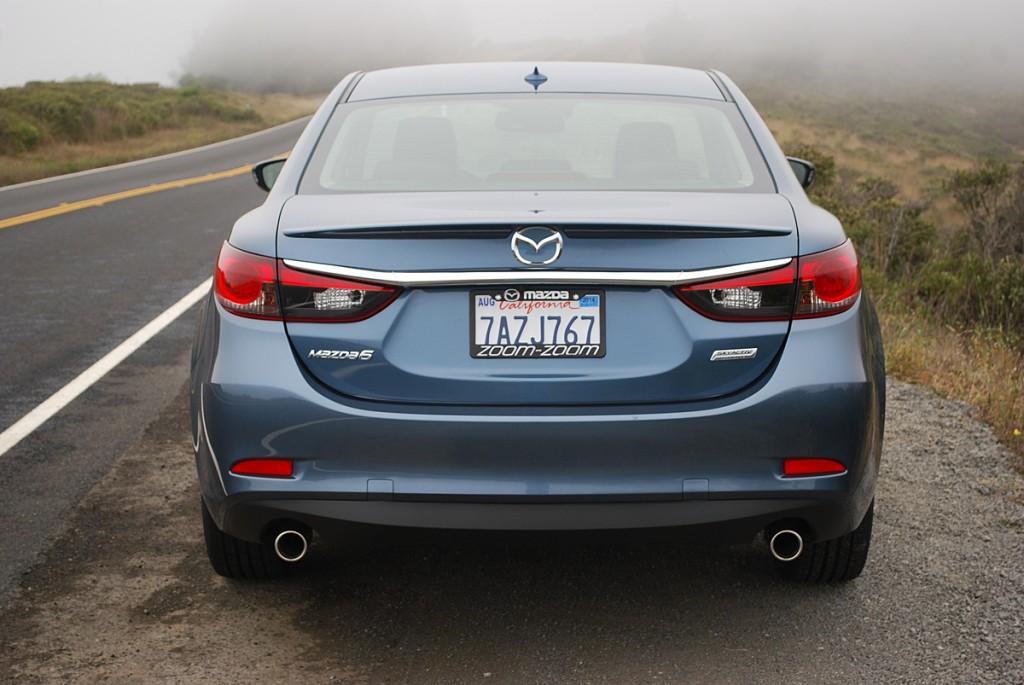 2014 Mazda6 Grand Touring