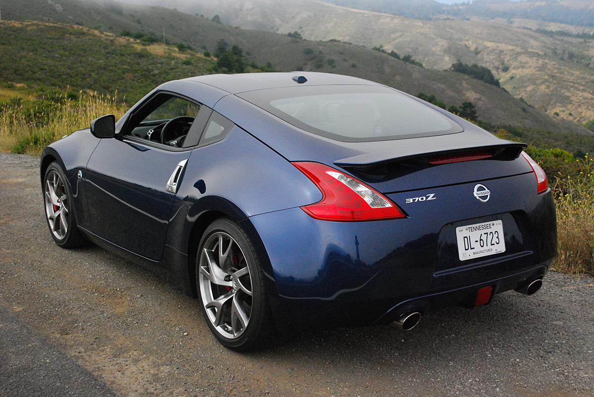 Review 2013 nissan 370z touring car reviews and news at - Nissan 370z touring coupe ...