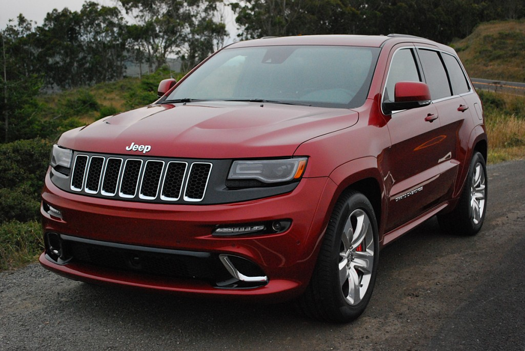 2013 Jeep Grand Cherokee SRT 4x4