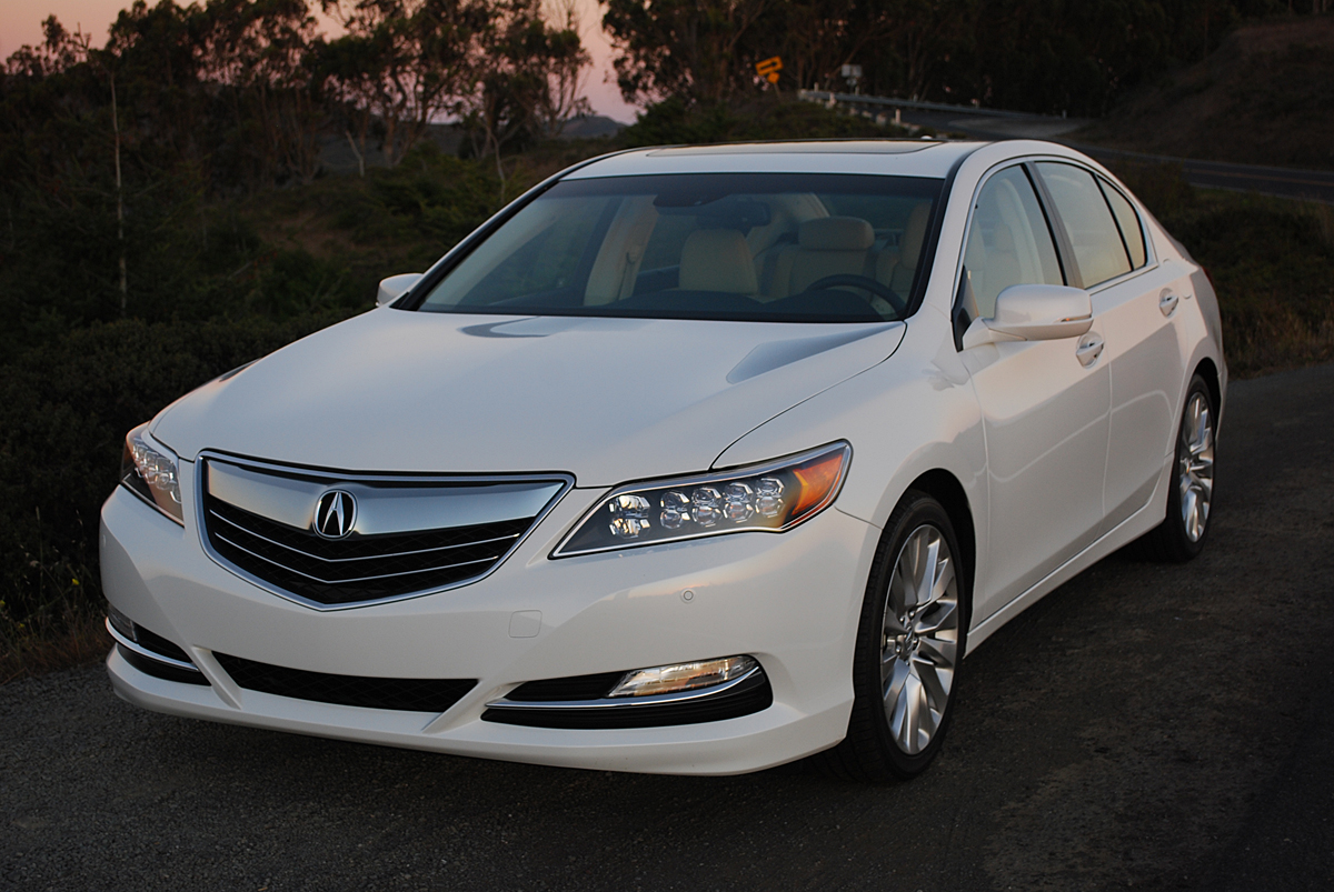 review 2014 acura rlx car reviews and news at. Black Bedroom Furniture Sets. Home Design Ideas