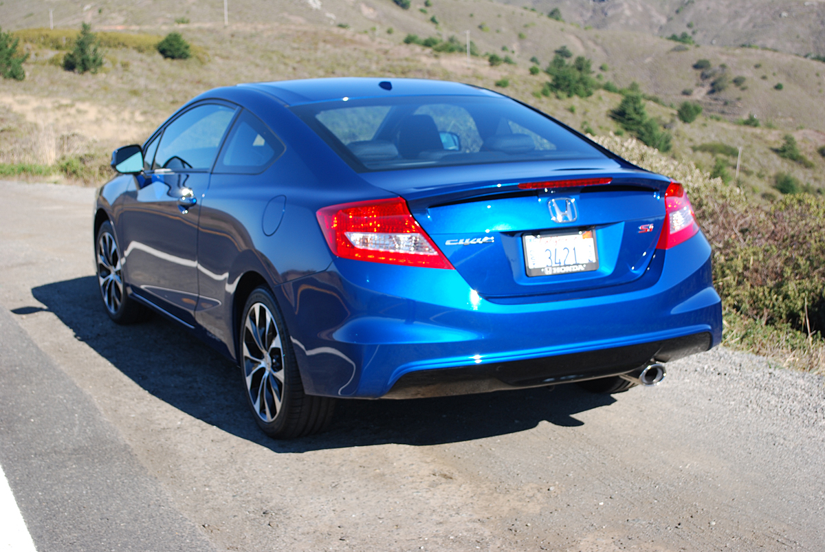 review 2013 honda civic si car reviews and news at. Black Bedroom Furniture Sets. Home Design Ideas