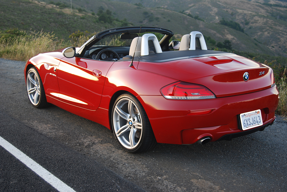 Review 2013 Bmw Z4 Sdrive35is Car Reviews And News At