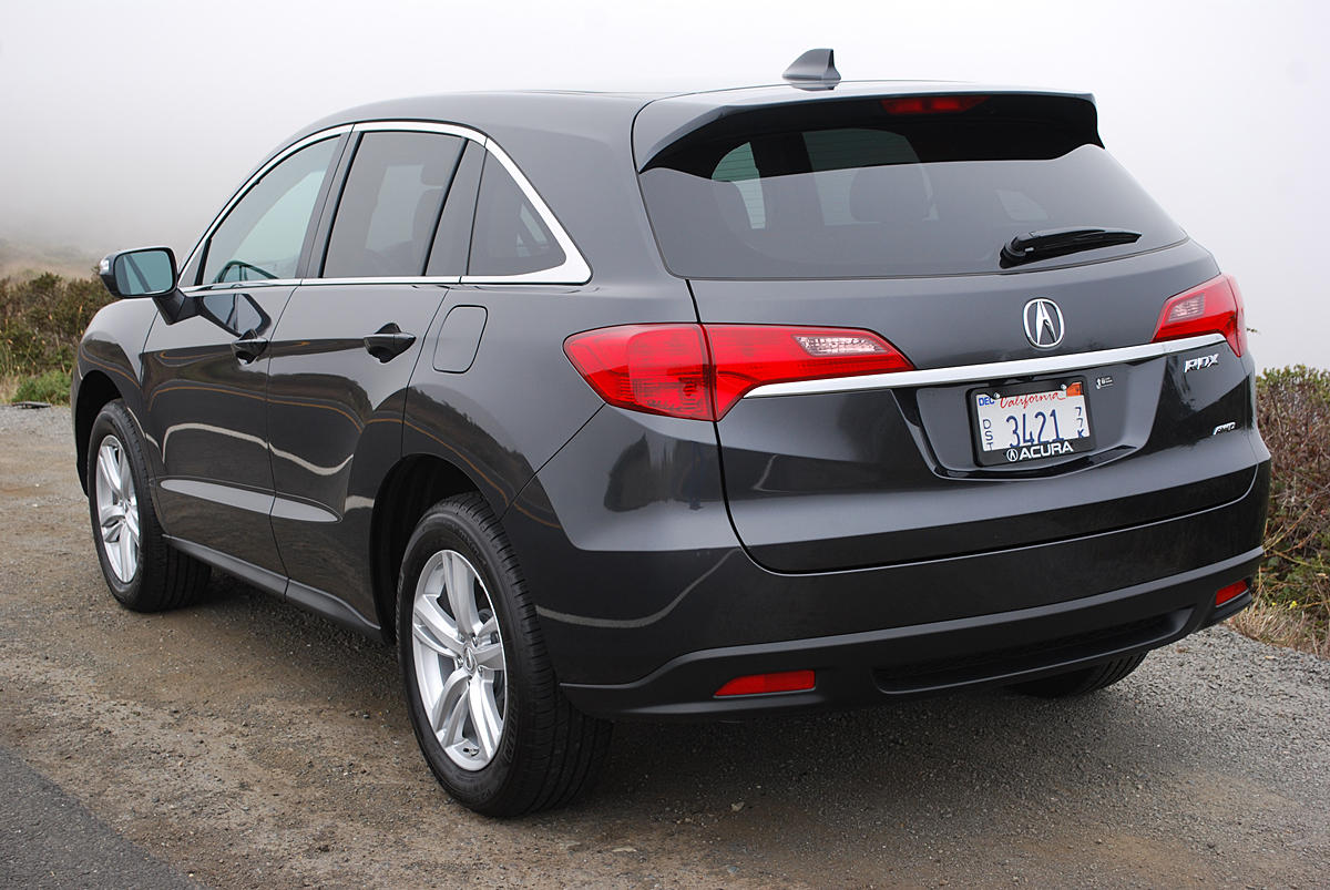 review 2014 acura rdx awd with technology car reviews and news at. Black Bedroom Furniture Sets. Home Design Ideas