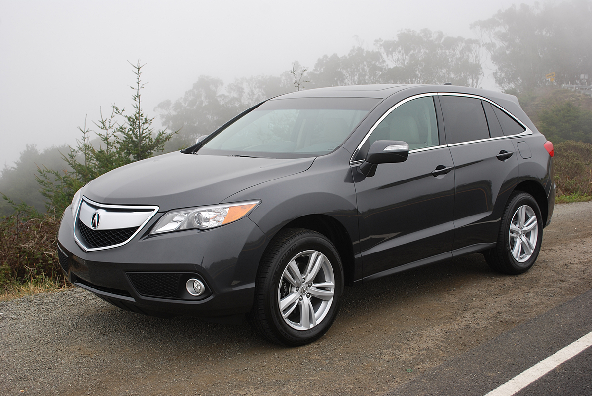 review 2014 acura rdx awd with technology car reviews. Black Bedroom Furniture Sets. Home Design Ideas