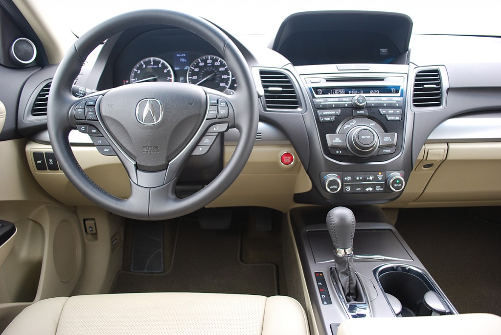 2014 Acura RDX AWD with Technology