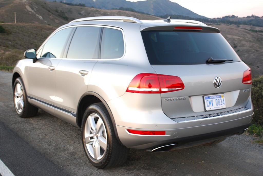 2013 Volkswagen Touareg Hybrid