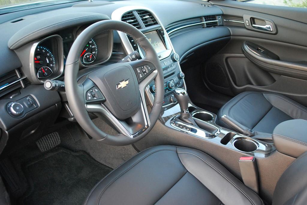 Superb 2014 Chevrolet Malibu 2LT