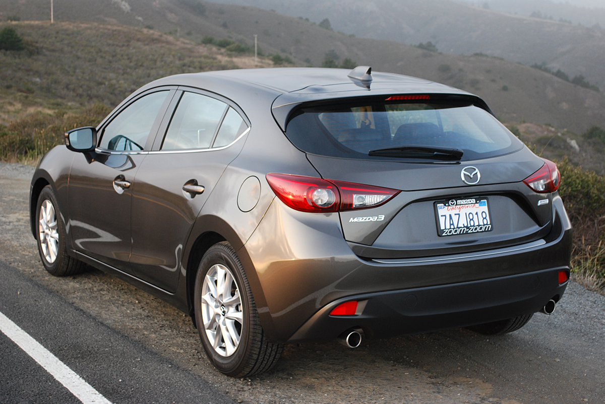 review 2014 mazda3 5 door gt car reviews and news at. Black Bedroom Furniture Sets. Home Design Ideas