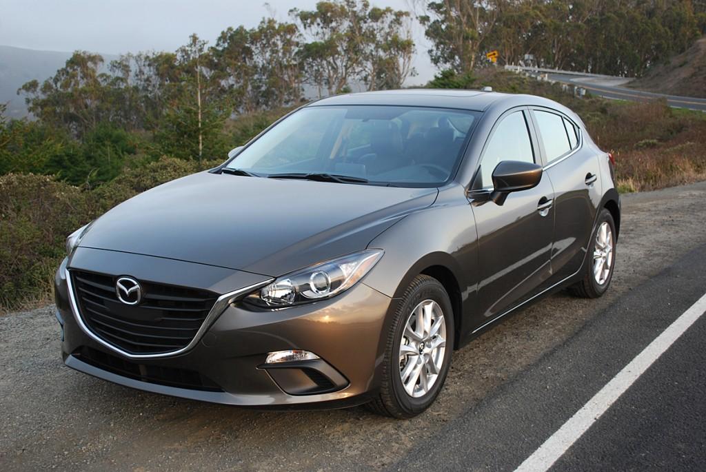2014 Mazda3 5 Door GT