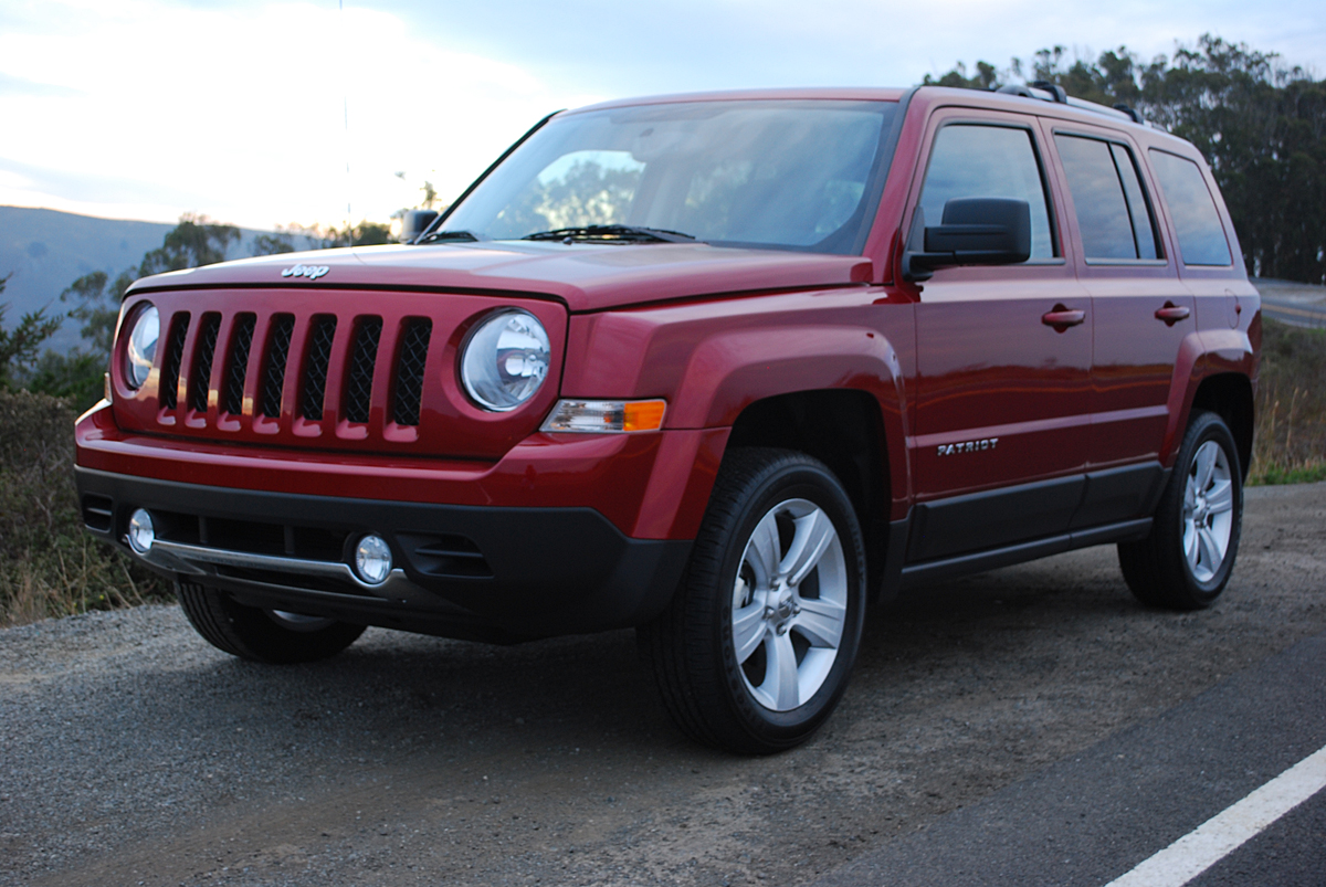 review 2014 jeep patriot limited 4x4 car reviews and news at. Black Bedroom Furniture Sets. Home Design Ideas