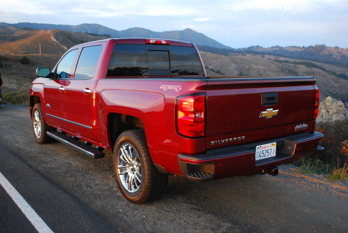 review 2014 chevrolet silverado high country 4wd crew car reviews and news at. Black Bedroom Furniture Sets. Home Design Ideas