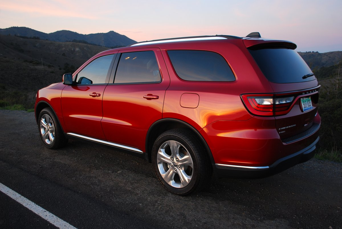 review 2014 dodge durango limited awd car reviews and news at. Black Bedroom Furniture Sets. Home Design Ideas