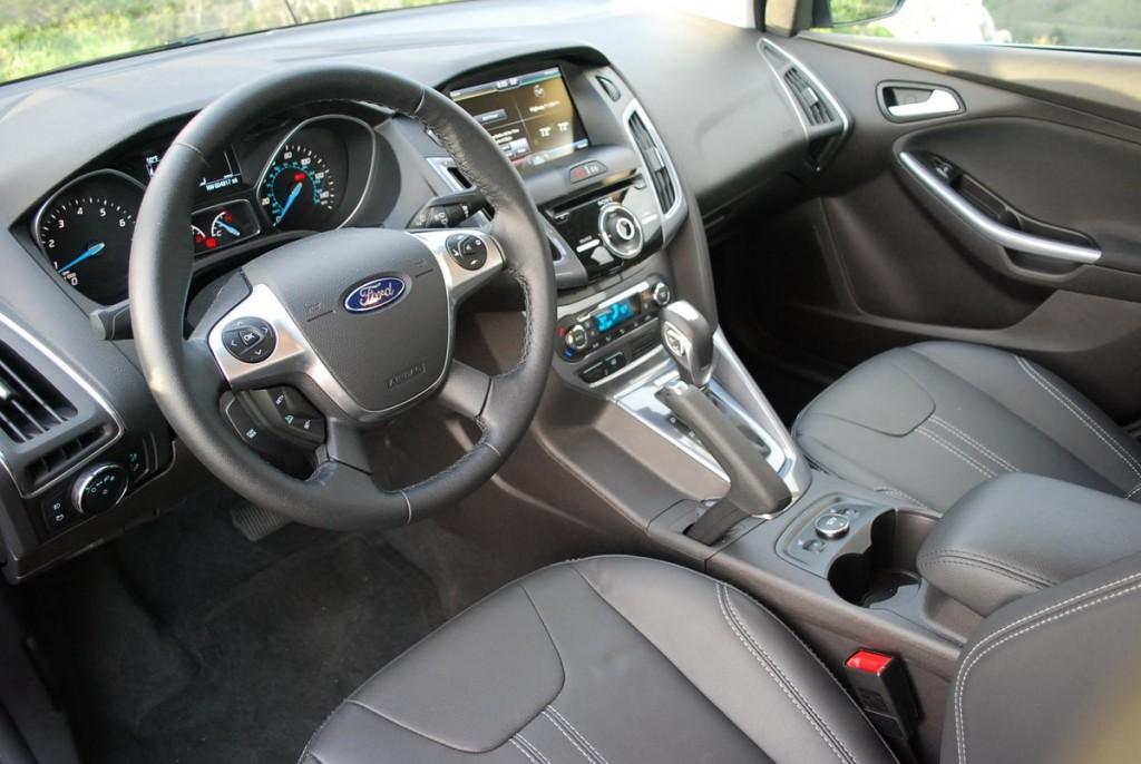 2014 Ford Foucs 4-Door Titanium