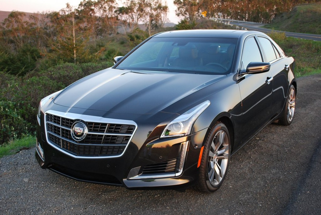2014 cadillac cts 3.6l tt vsport premium | car reviews and news at