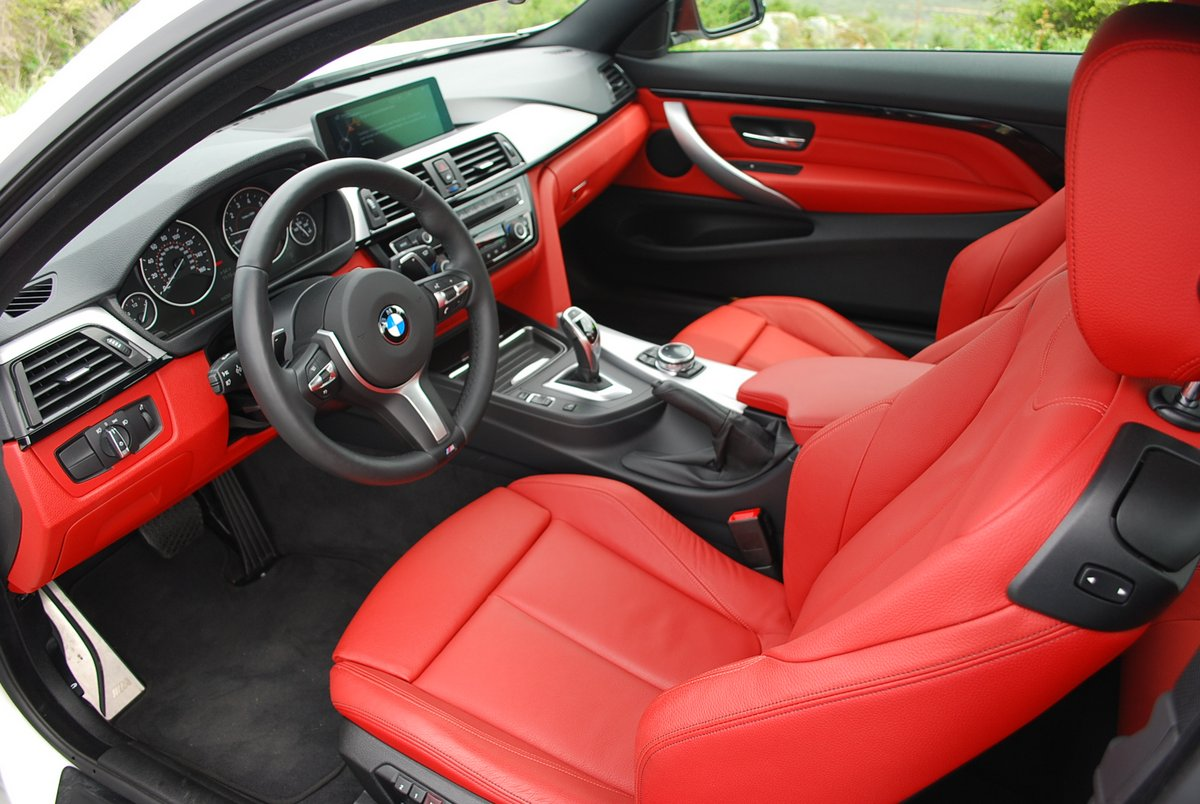 2014 BMW 435i xDRIVE Coupe