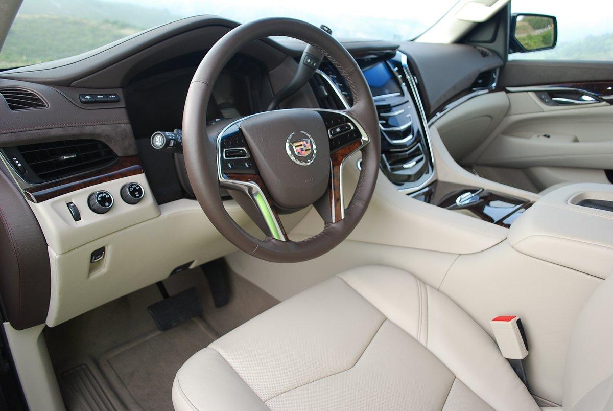 2015 Cadillac Escalade 4WD Premium