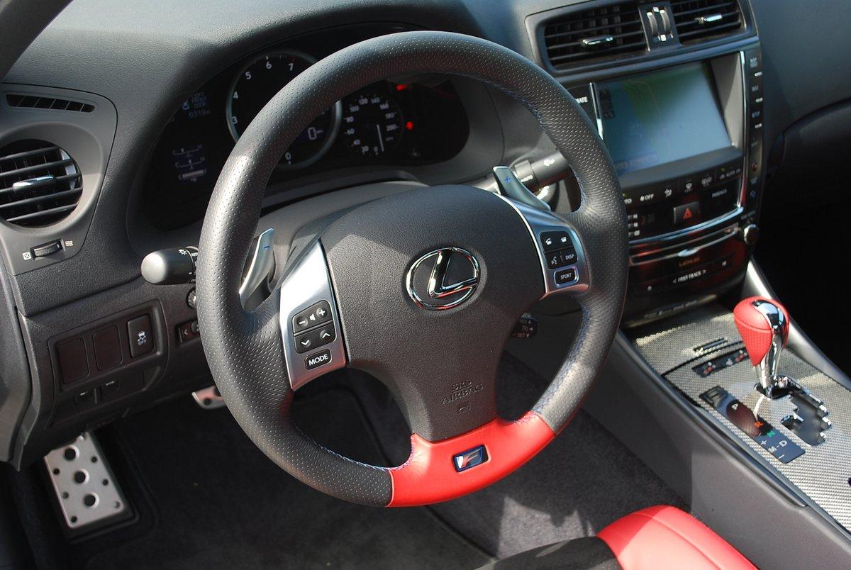 2014 Lexus IS-F 4-DR Sedan