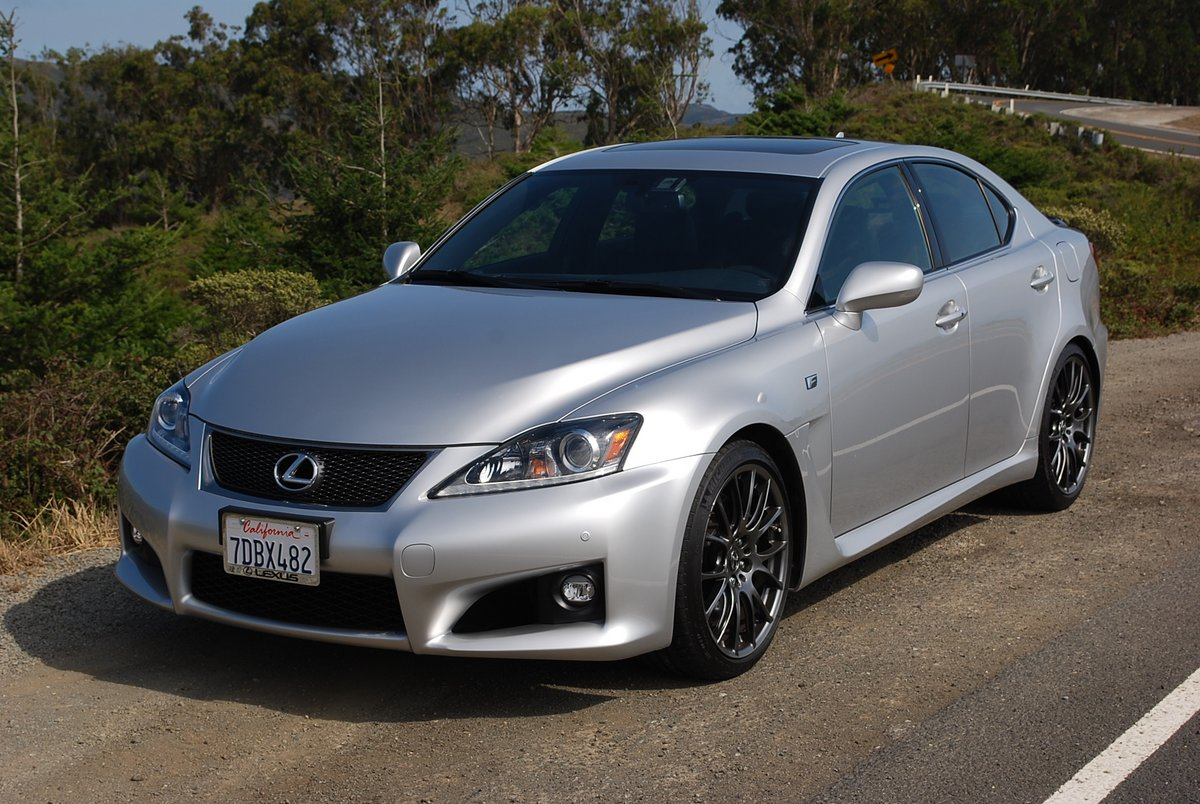 2014 Lexus IS-F 4-DR Sedan