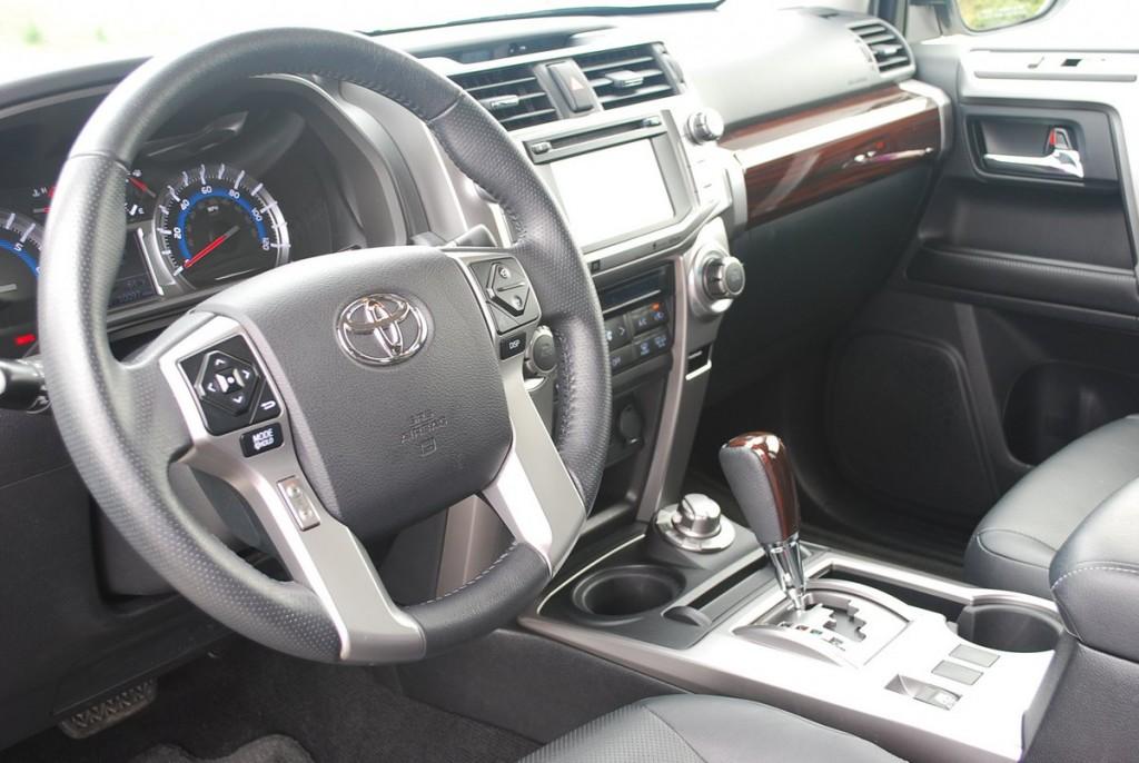 2014 Toyota 4Runner LTD 4x4
