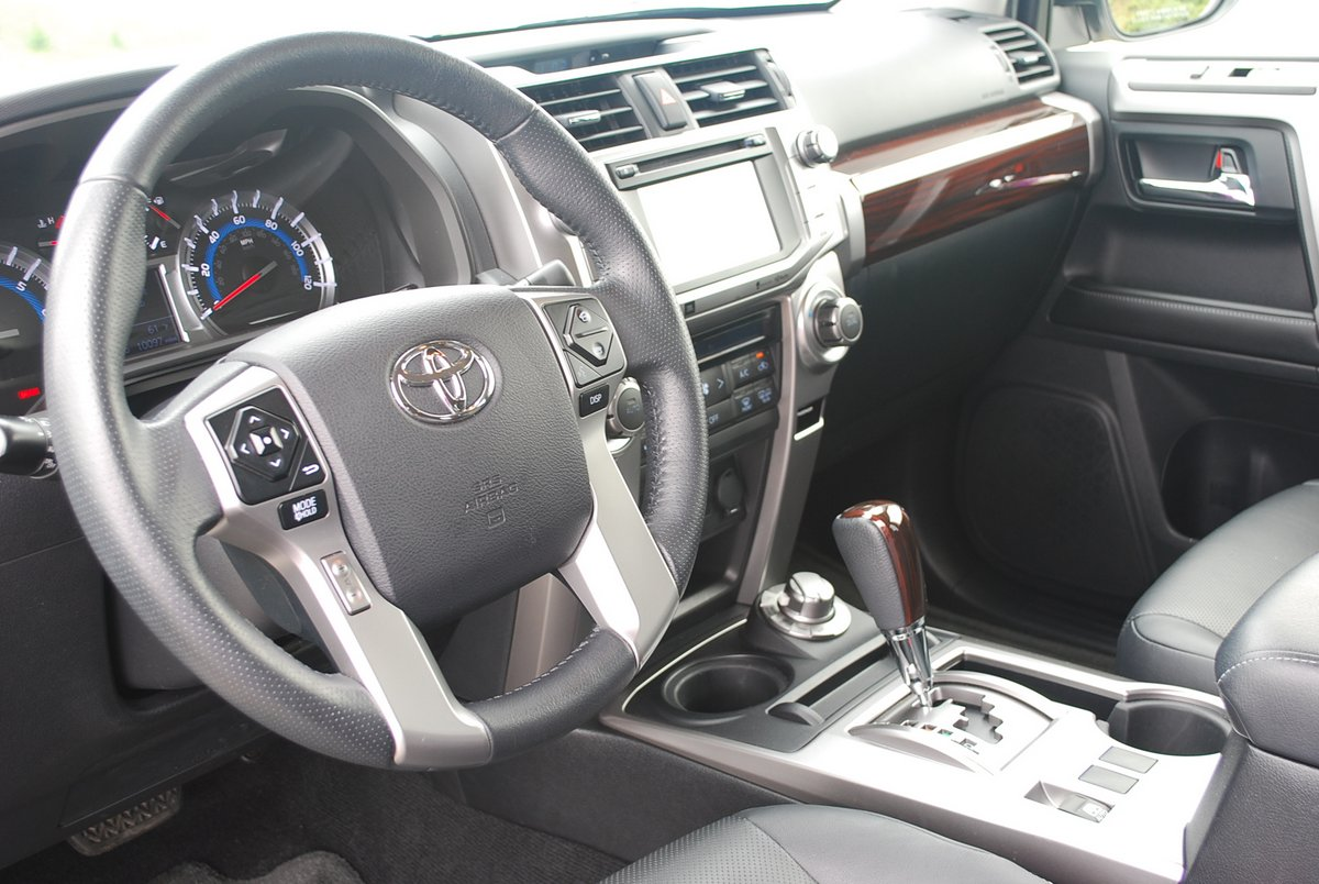 2014 Toyota 4Runner LTD 4x4