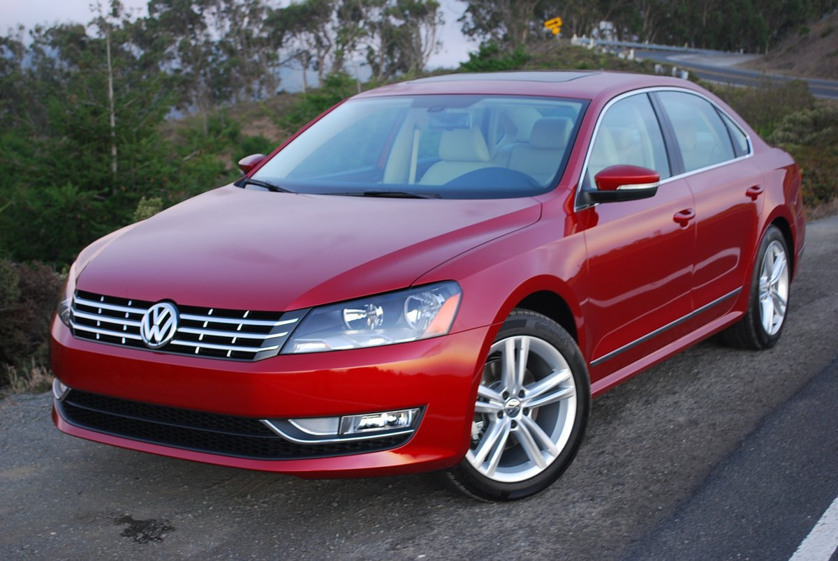 Review: 2015 Volkswagen Passat TDI SEL | Car Reviews and news at CarReview.com