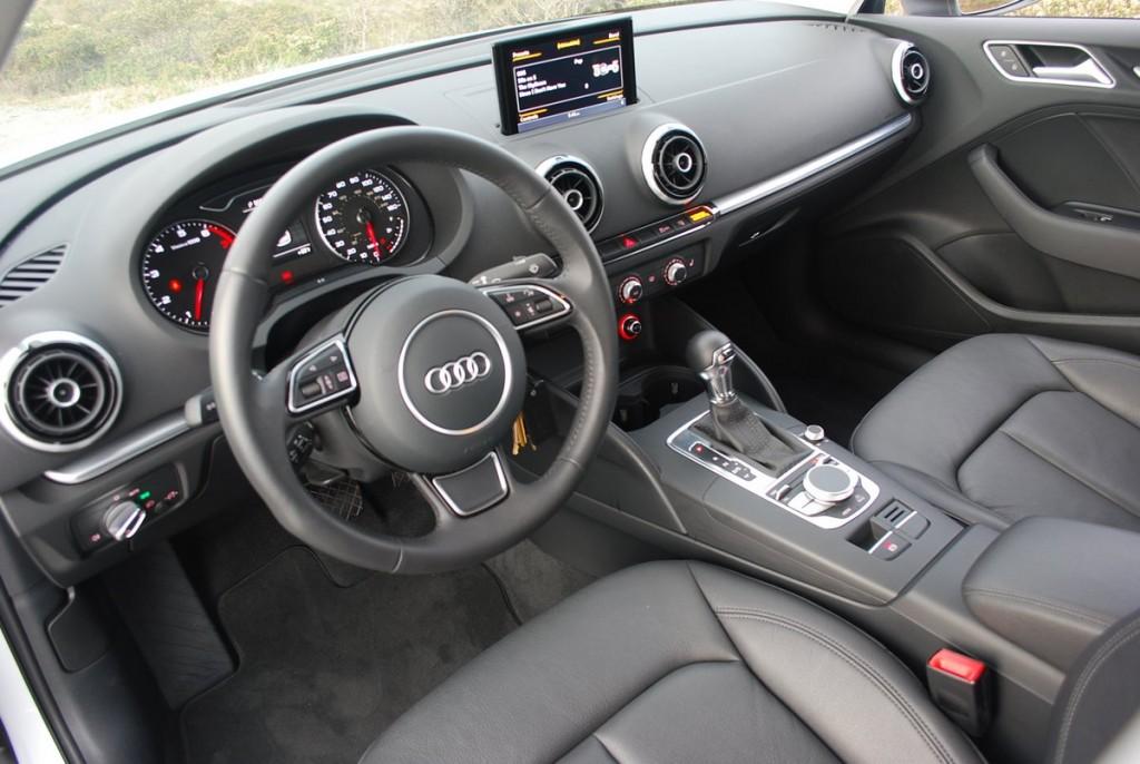 2015 Audi A3 1.8T FWD