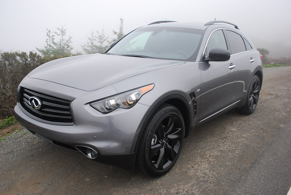 review 2015 infiniti qx70 car reviews and news at. Black Bedroom Furniture Sets. Home Design Ideas