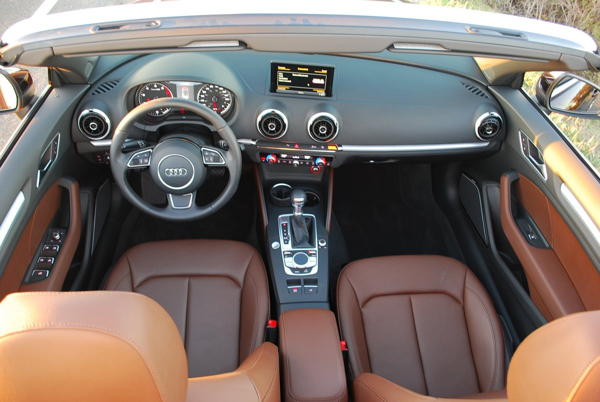 2015 Audi A3 Cabriolet 1.8T FWD S tronic