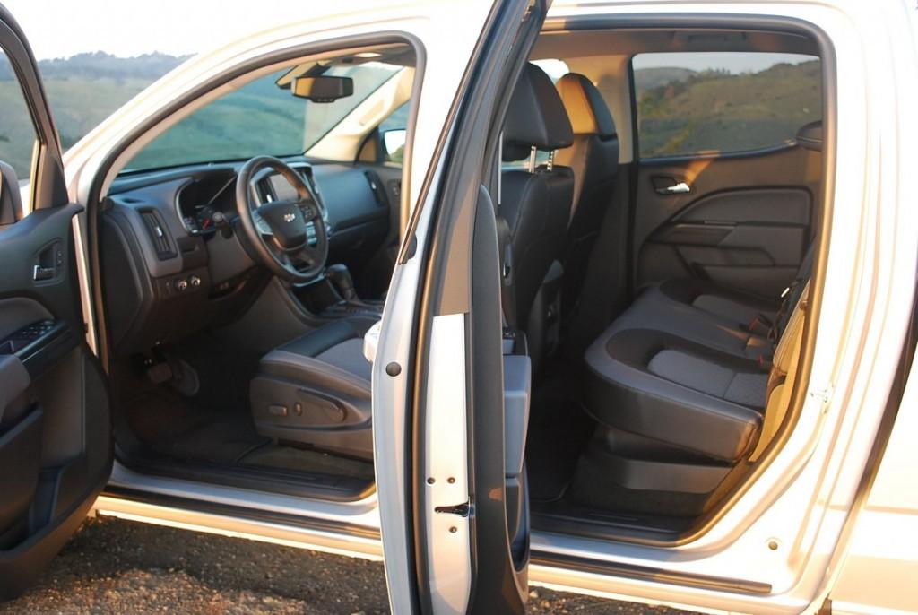 2015 Chevrolet Colorado 4WD Z71 Crew Long Box