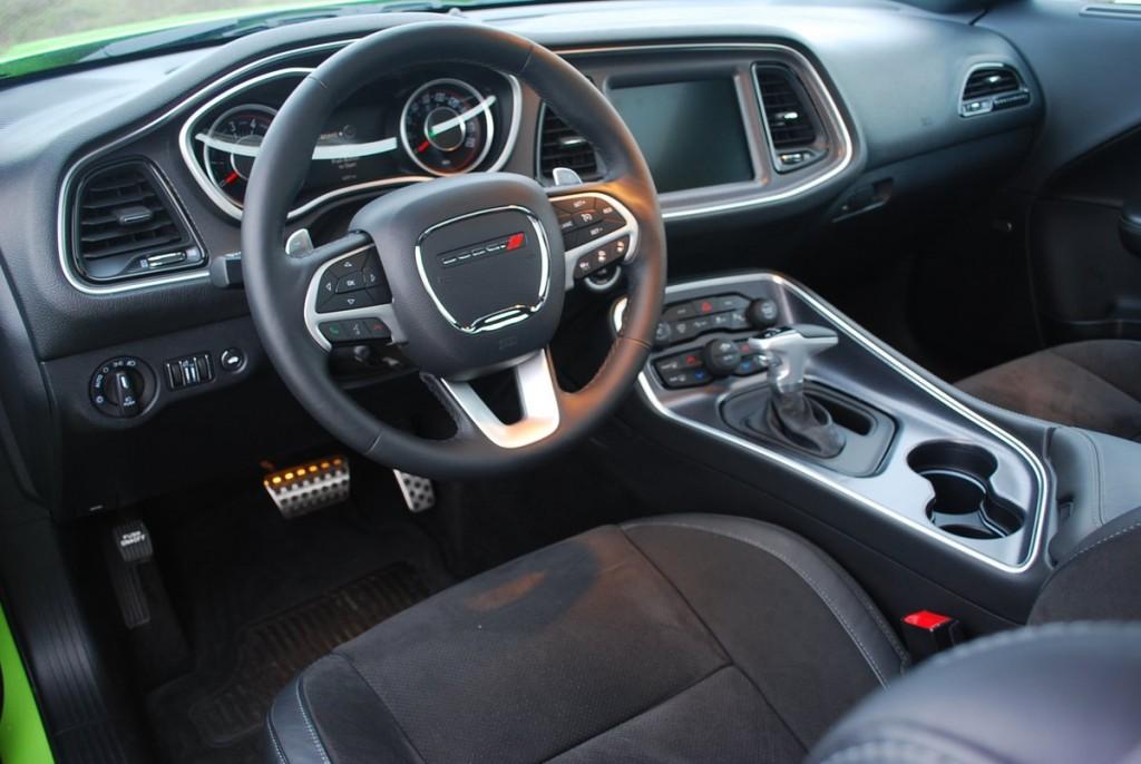 2015 Dodge Challenger 6.4L Scat Pack