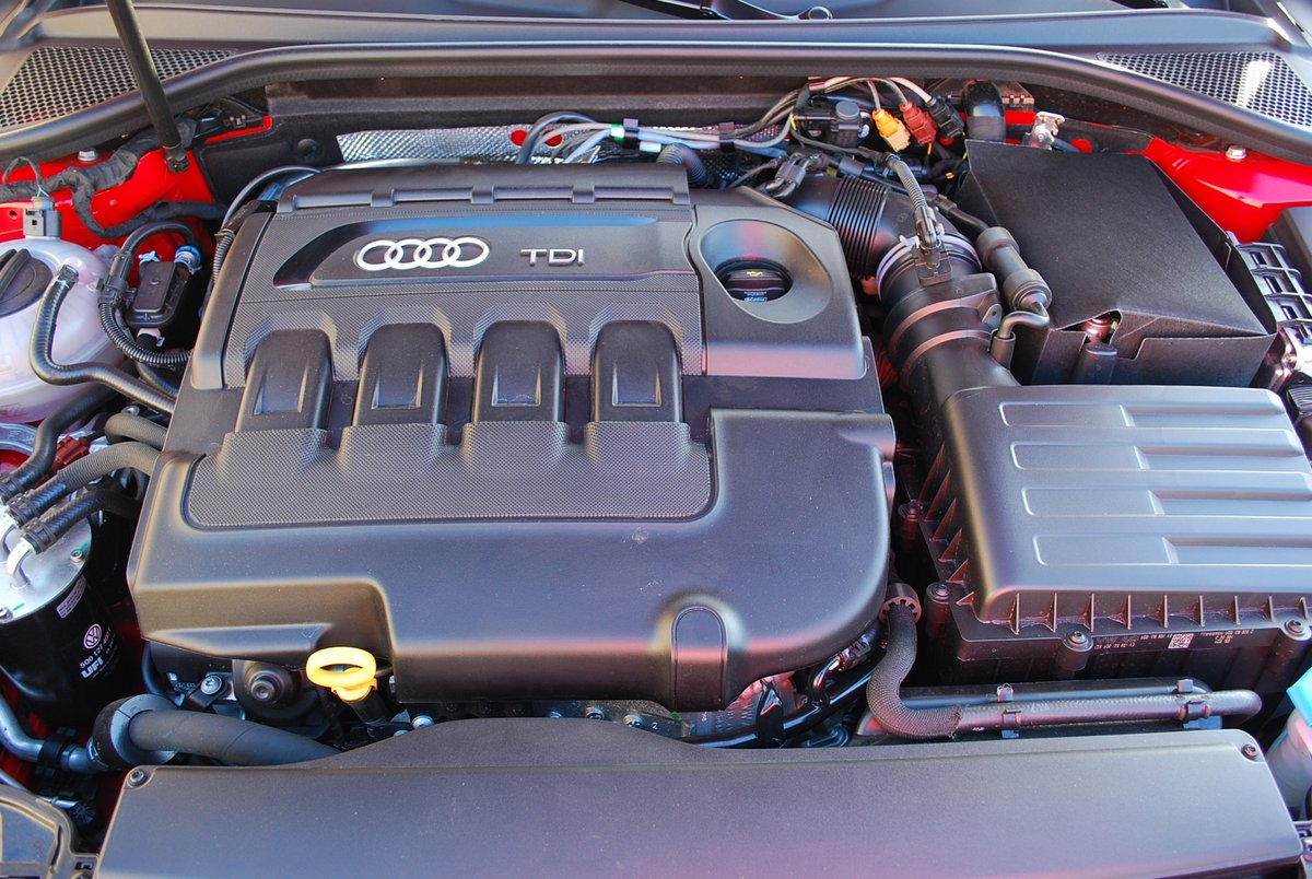 2015 Audi A3 Sedan TDI FWD S tronic