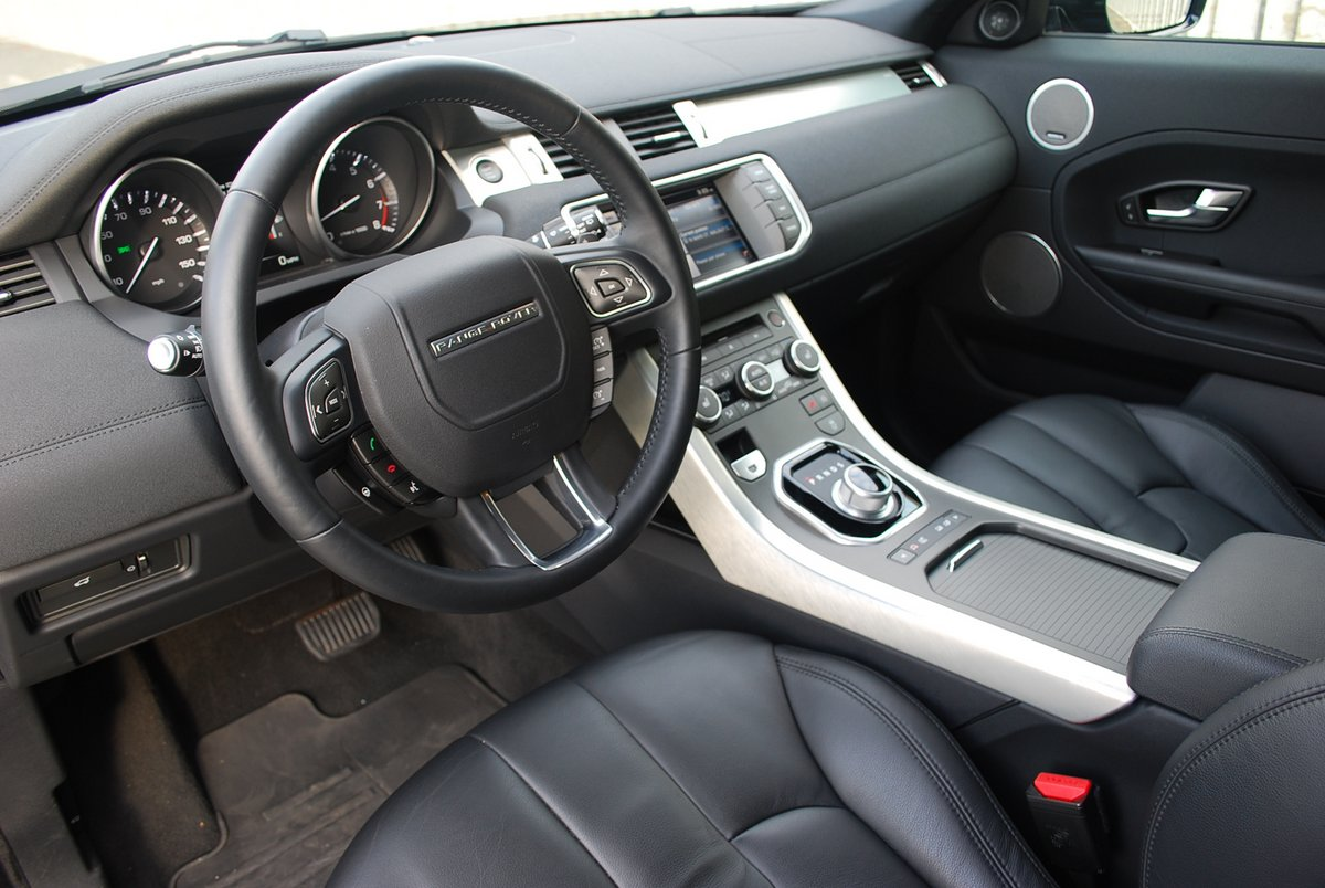 2015 Range Rover Evoque 5 Door