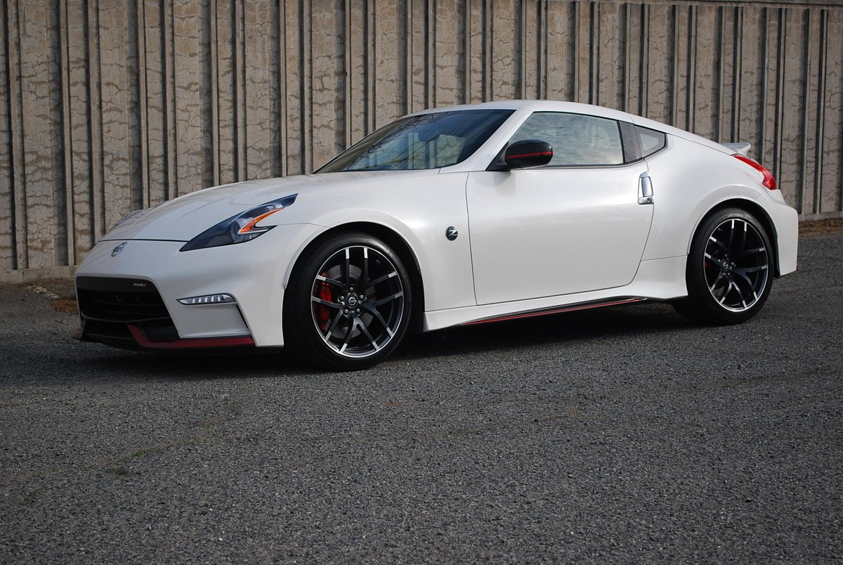 Review 2015 Nissan 370z Nismo Tech Car Reviews And News At