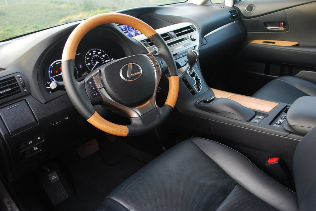 2015 Lexus RX450h