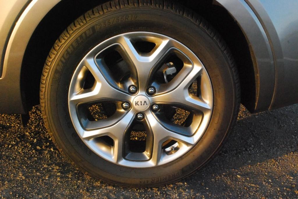 2016 Kia Sorento SXL AWD 2.0 Turbo