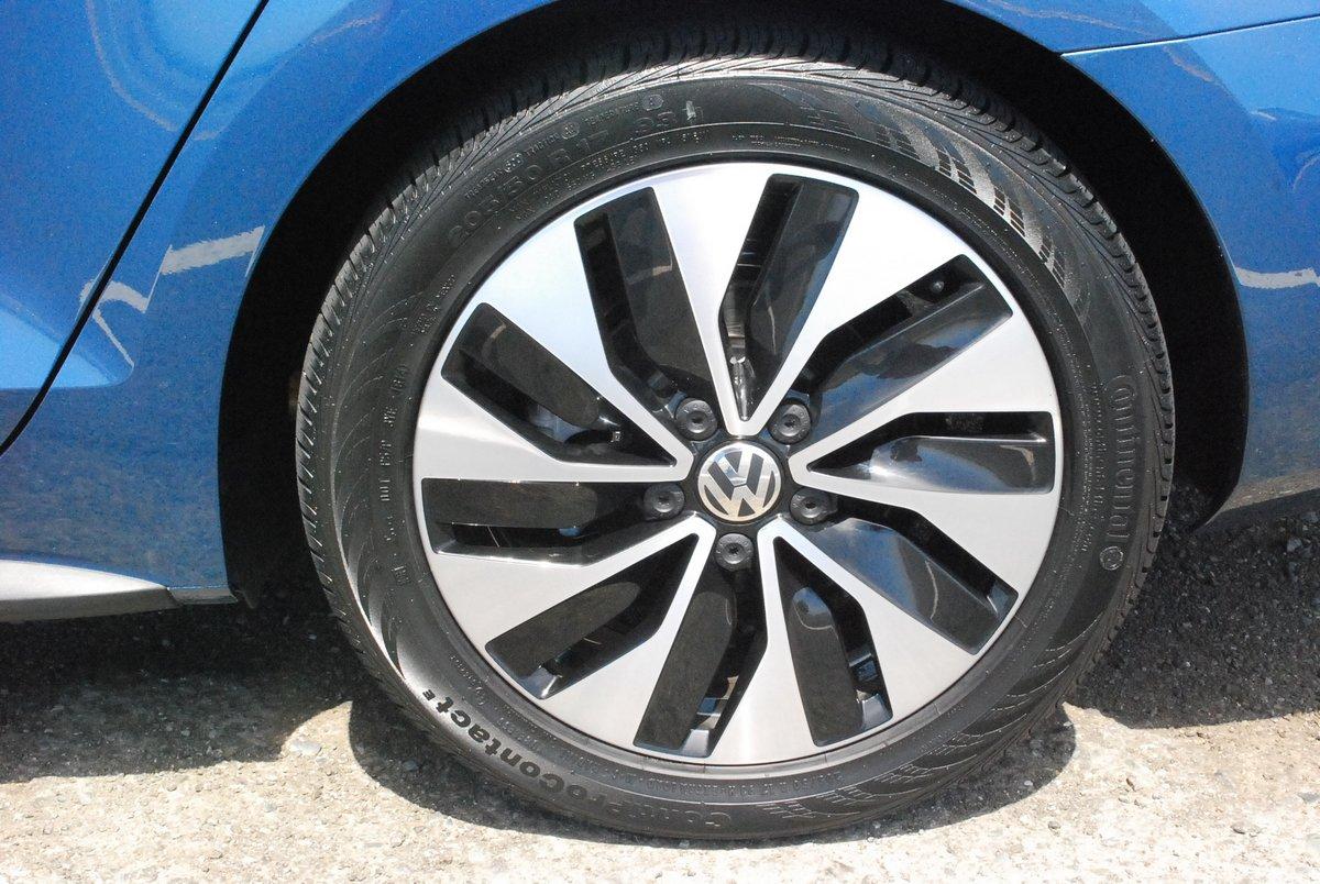 2015 Volkswagen Jetta Hybrid SEL Premium
