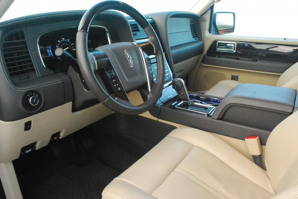 2015 Lincoln Navigator 4x4