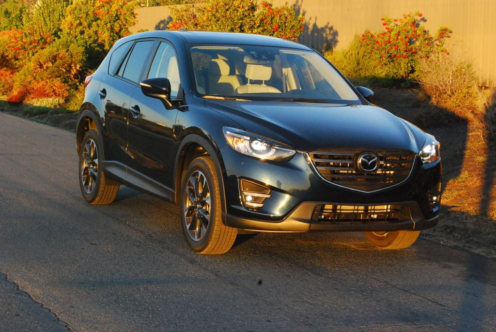 2016 Mazda CX-5 Grand Touring FWD