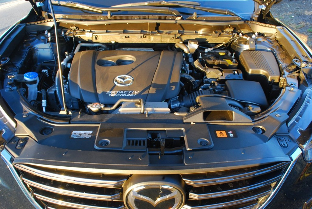 2016 Mazda CX-5 Grand Touring FWD