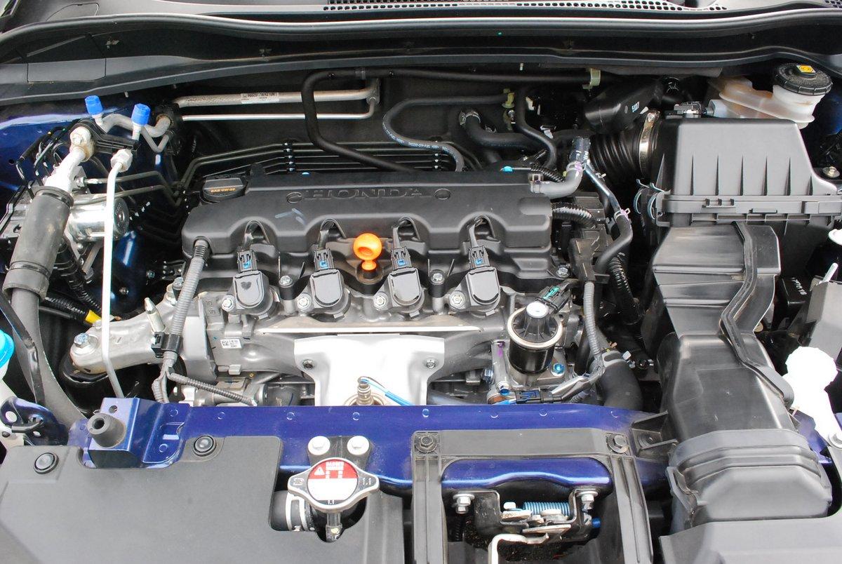 2016 Honda HR-V 5DR AWD EX-L