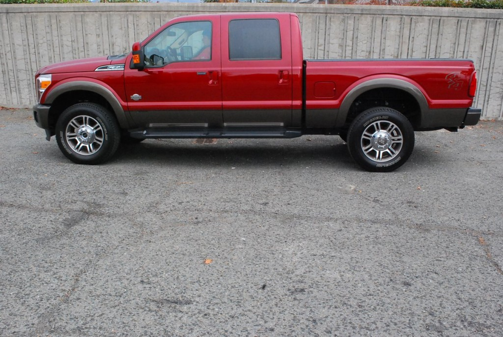 2015 Ford F-350 Super Duty SRW Crew Cab King Ranch