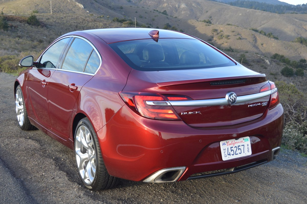 2016 Buick Regal Awd Gs Review Car Reviews And News At