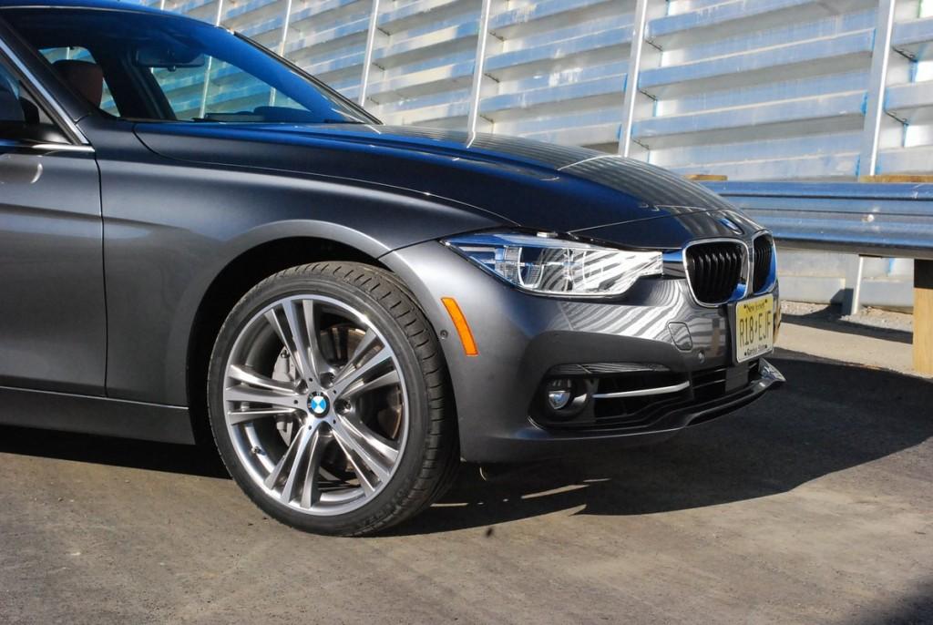 2016 BMW 340i Sedan