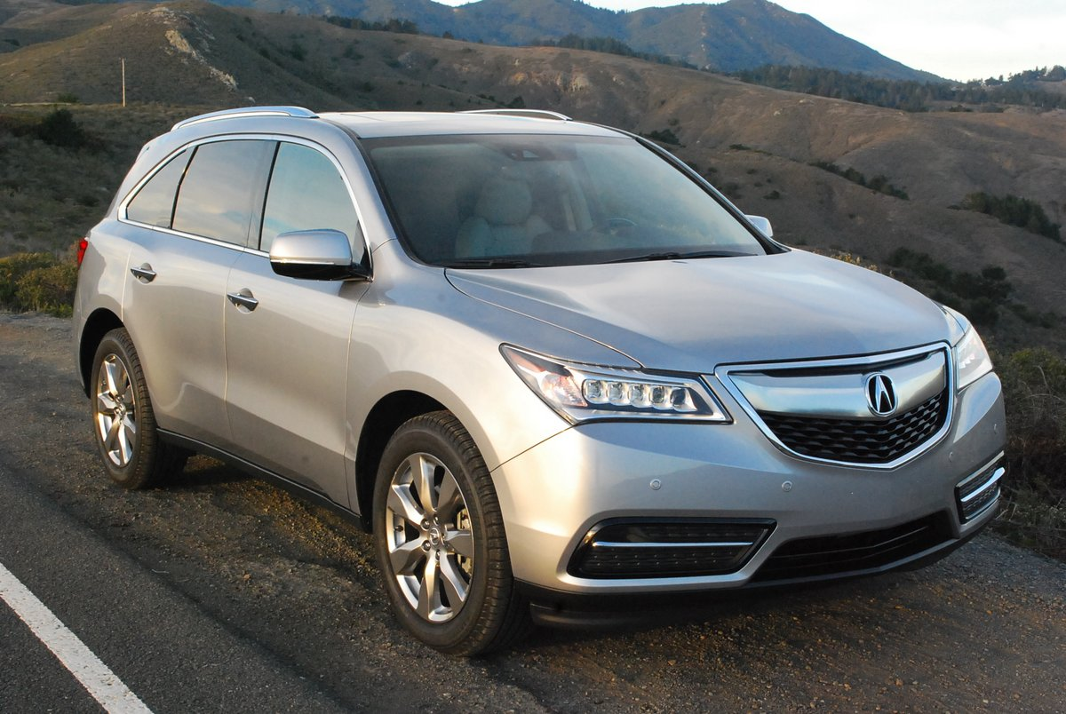 2016 acura mdx awd review car reviews and news at. Black Bedroom Furniture Sets. Home Design Ideas