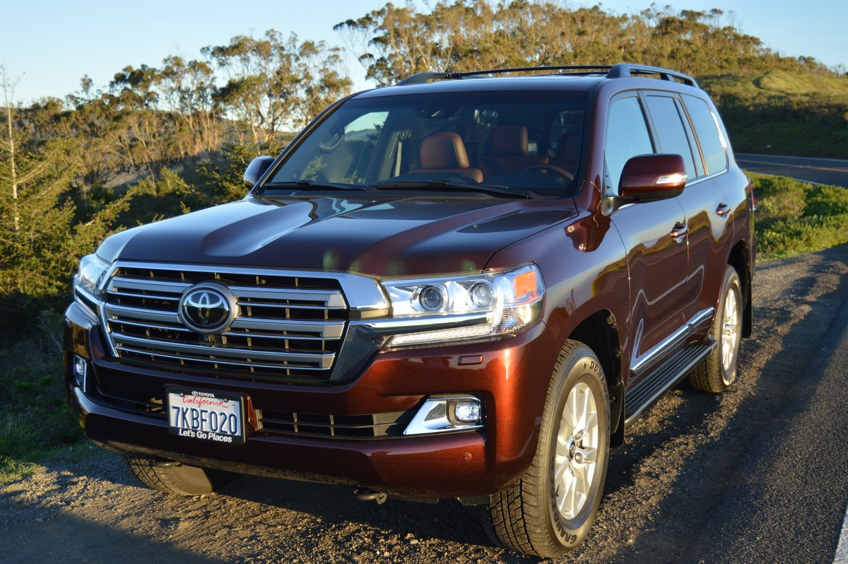 2016 toyota land cruiser review car reviews and news at. Black Bedroom Furniture Sets. Home Design Ideas