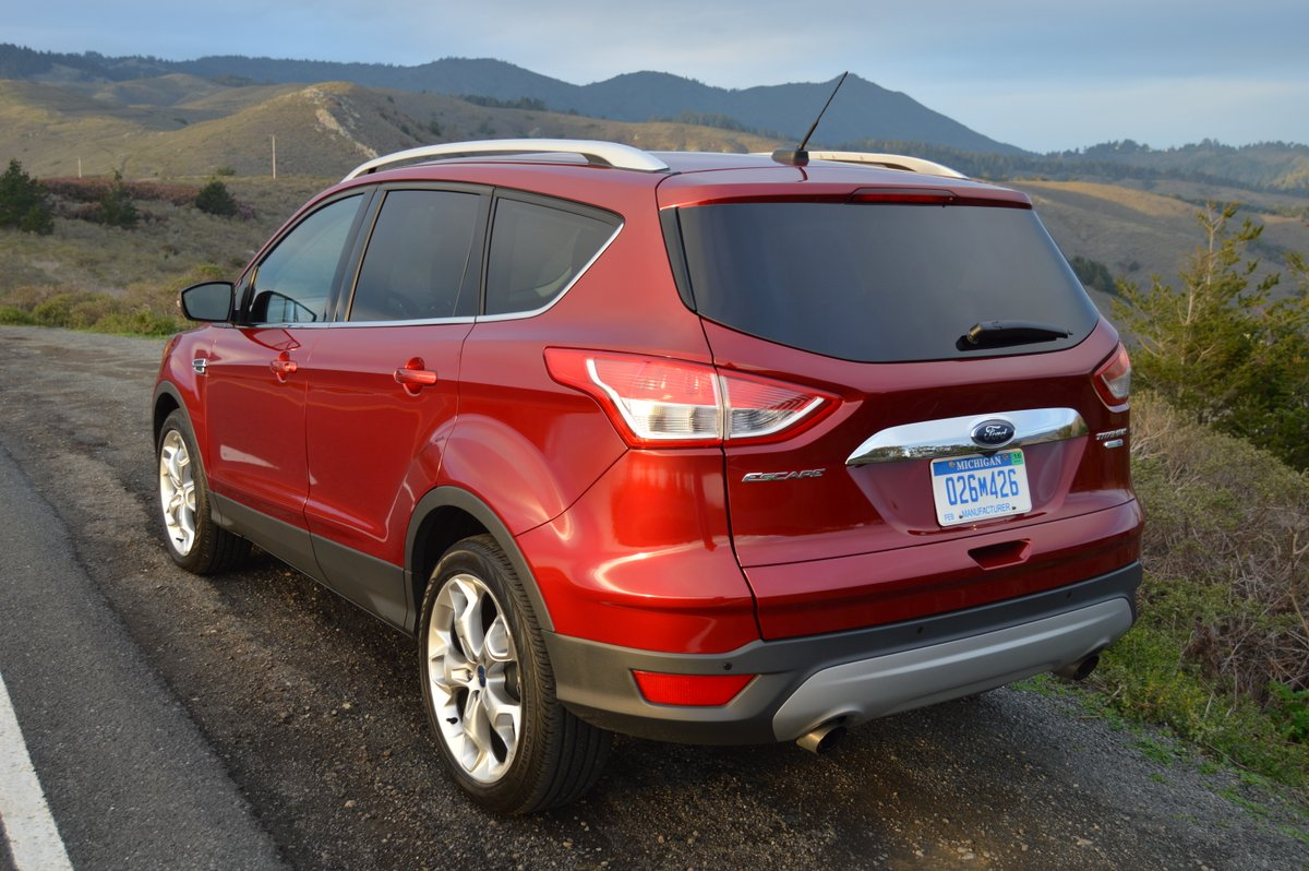 2016 ford escape titanium 4wd review car reviews and news at. Black Bedroom Furniture Sets. Home Design Ideas